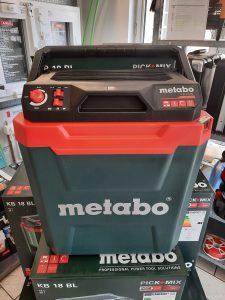 Metabo Akku-Kühlbox KB 18 BL